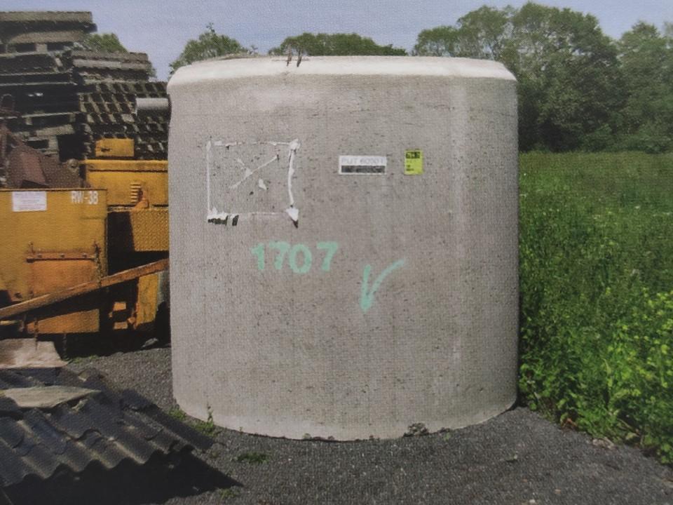 Citerne 1500 litres